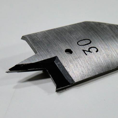 flachbohrer 30 mm flachfr sbohrer fr sbohrer holzbohrer flat drill bit 1 4 ebay. Black Bedroom Furniture Sets. Home Design Ideas